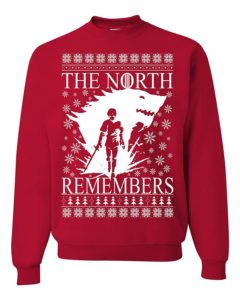269e52957046f1 Game of Thrones Ugly Christmas Sweater - The Seven Kingdoms of Westeros