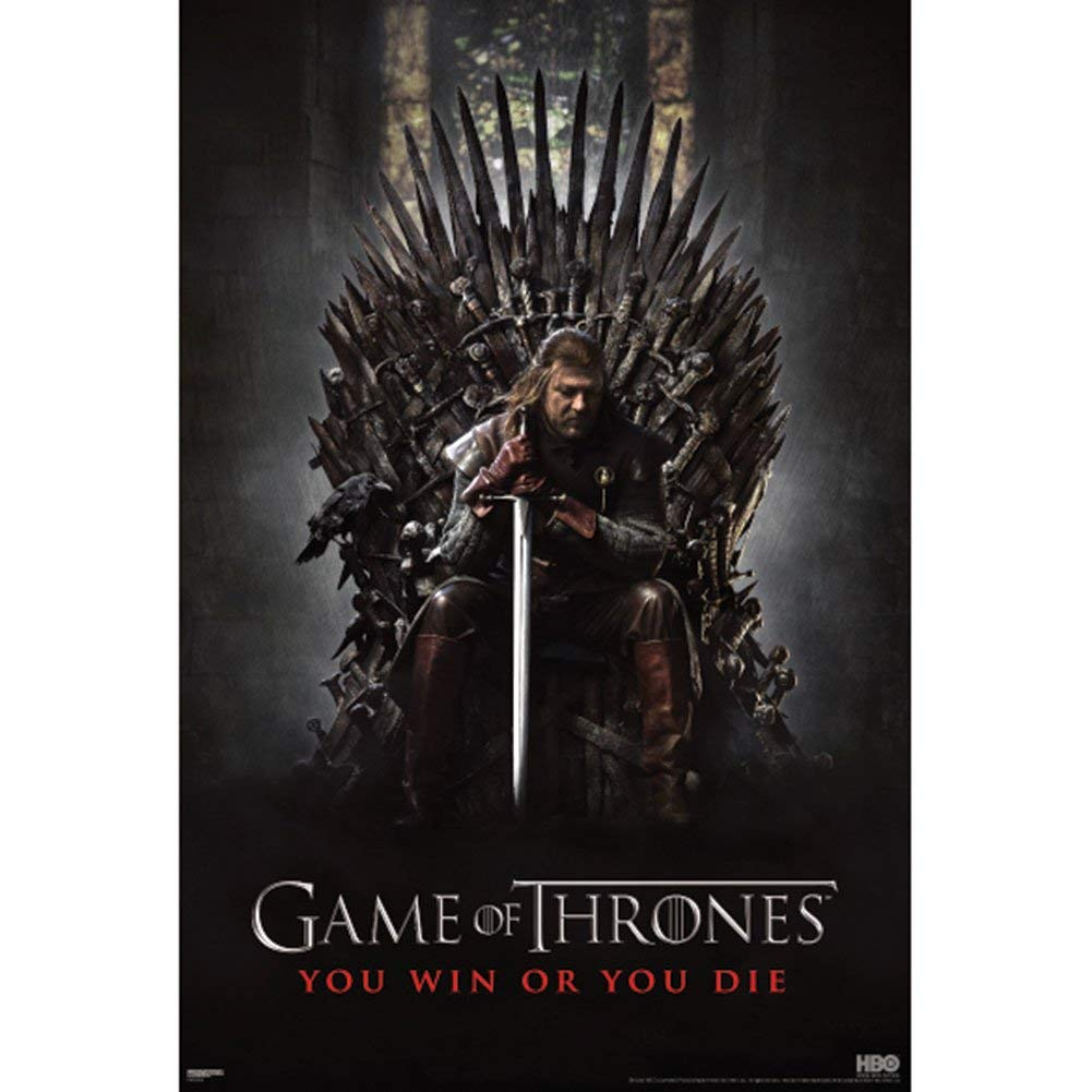 Game Of Thrones Posters The Seven Kingdoms Of Westeros