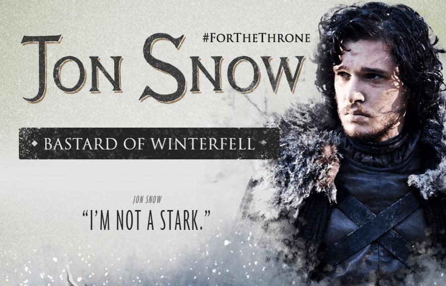 I am not a Stark