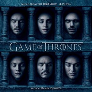 Game of Thrones season 6 soundtrack