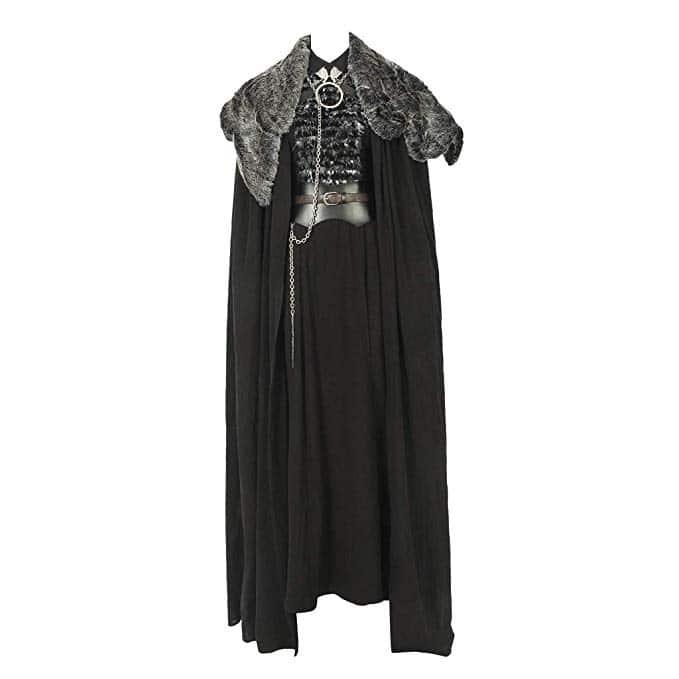 Dark Sansa Costume