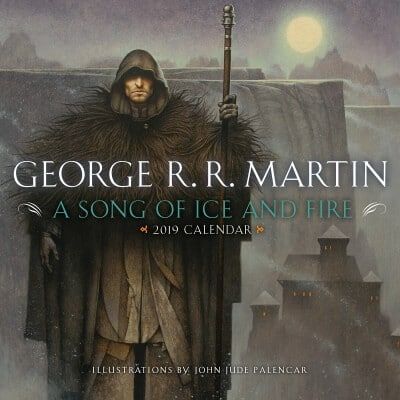 A Song of Ice and Fire Calendar