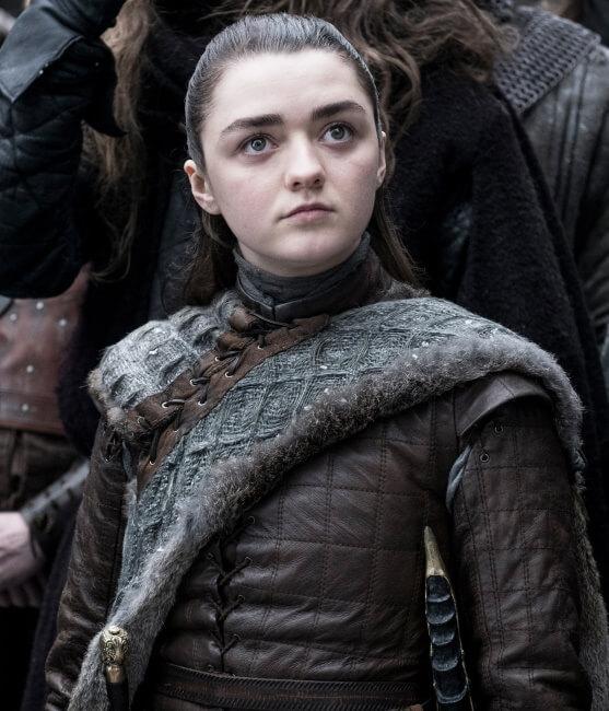 Arya Stark Brown