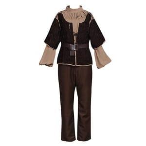 Arya Stark Outfit