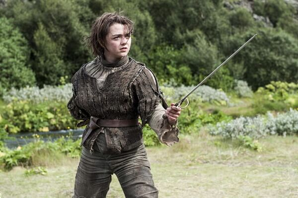 Arya Stark Season 4