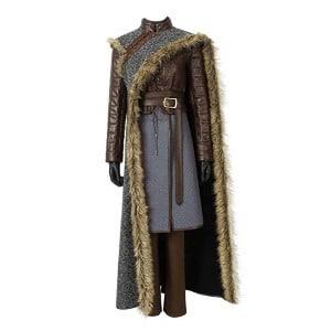 Arya Stark Season 8 Costume