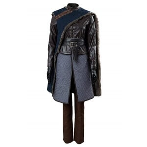 Arya Stark Season 8 clothes