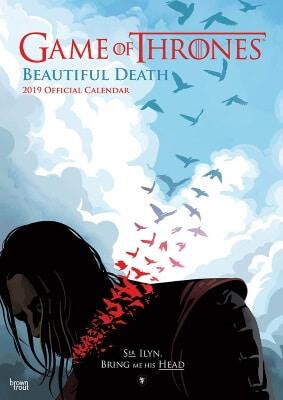 Beautiful Death Calendar