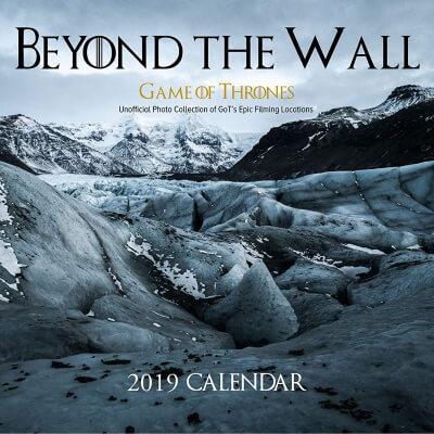 Beyond The Wall Calendar