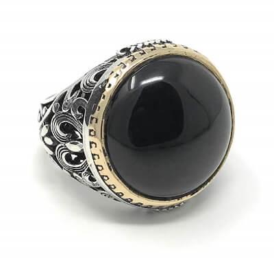 Cersei Black Ring