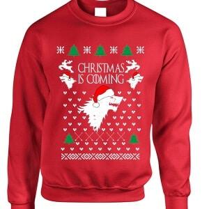 Christmas is coming Ugly Christmas sweater