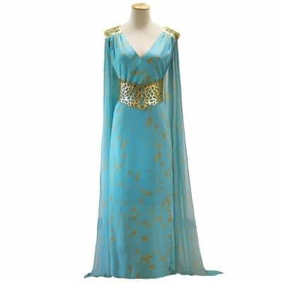 Daenerys Targayen Qarth dress