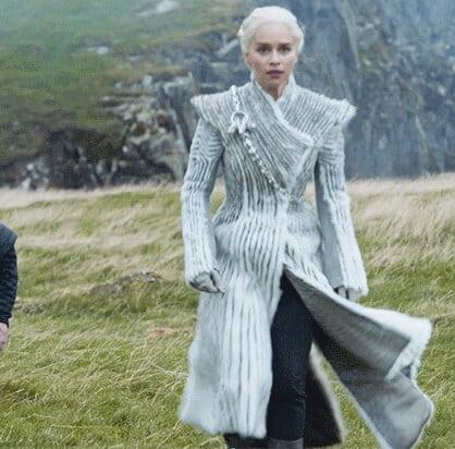 Daenerys Targayen Season 8 Costume