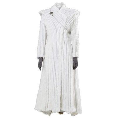 Daenerys Targayen Season 8 dress