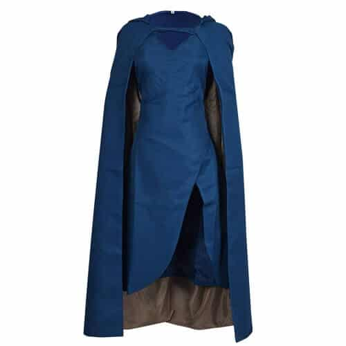 Daenerys Targayen blue dress costume