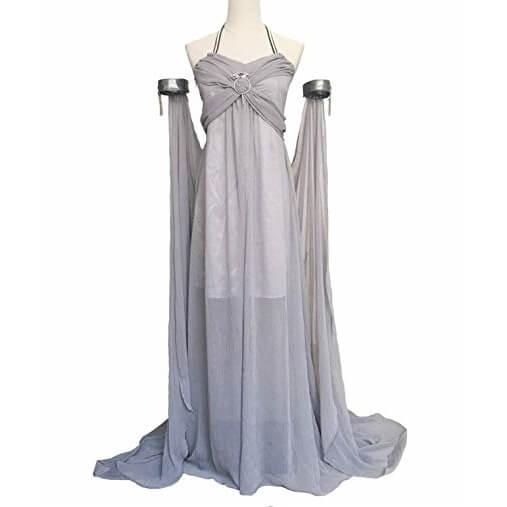 Daenerys Targayen white dress costume