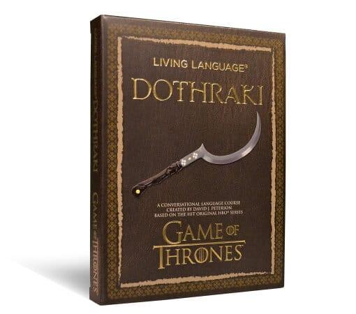 Dothraki Language Handbook