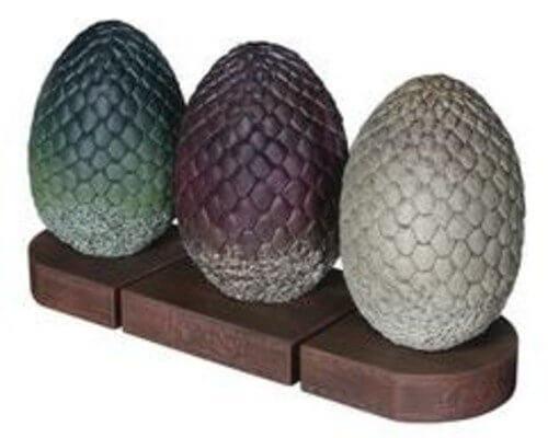 Dragon Eggs Bookends