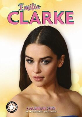 Emilia Clarke Calendar