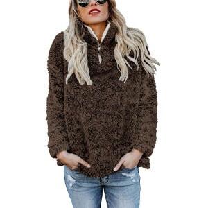 Fluffy Fleece Shirt