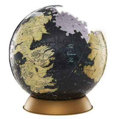Game of Thrones 3D Globe Puzzle