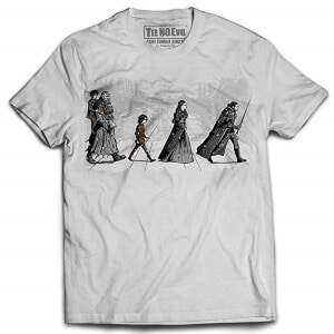 Game of Thrones Abbey Road