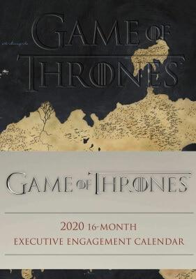 Game of Thrones Executive 2020 Calendar