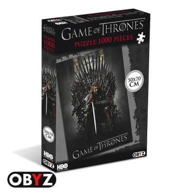 Game of Thrones Season 1 Jigsaw Puzzle