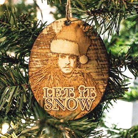 GoT Inspired Christmas Ornaments