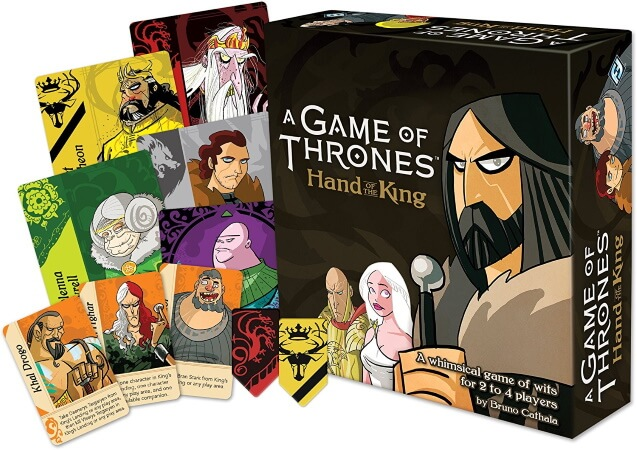 Hand of the King Card Game