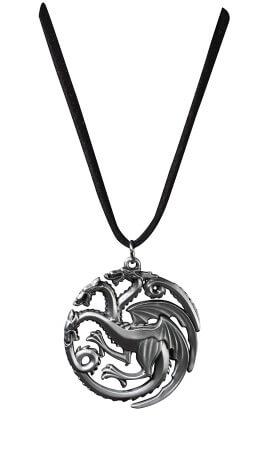 House Targaryen Pendant