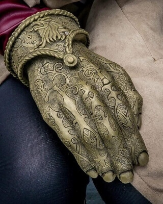 Jaime Lannister Gold Hand