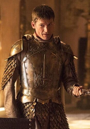 Jaime Lannister Gold armor