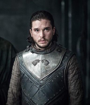 Jon Snow Season 7 costume