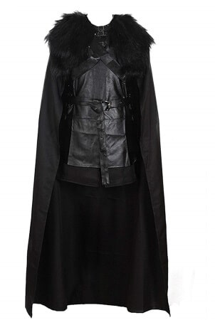 Jon Snow Black Costume