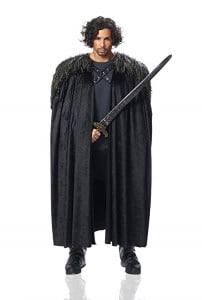 Jon Snow cape