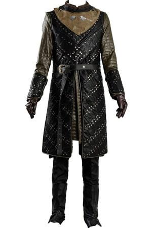 Jon Snow full suit