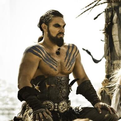 Khal Drogo costume
