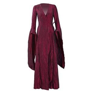 Melisandre Red Dress Costume