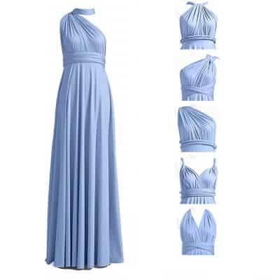 Missandei blue dress