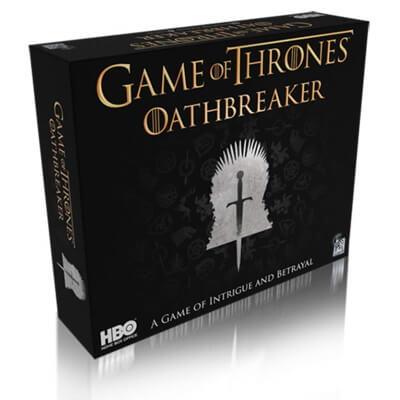 Oathbreaker the Game - Box