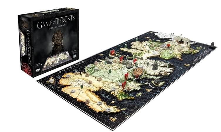 Puzzle of Westeros