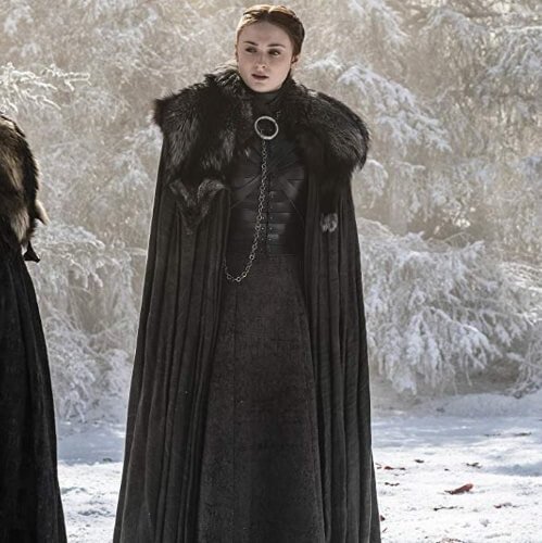 Sansa Stark Dress Season 8