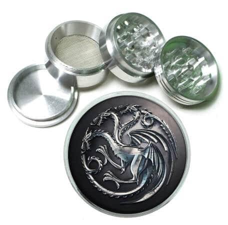 Targaryen Herb Grinder