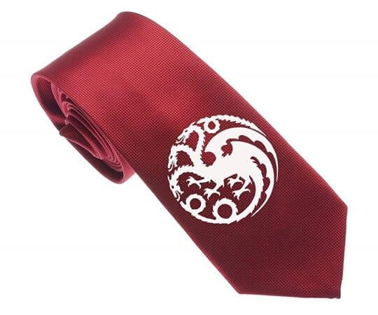 Targaryen Sigil Tie