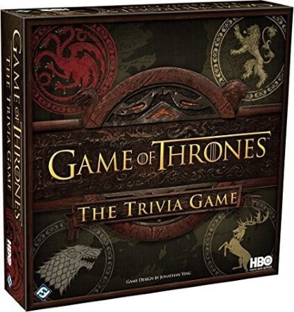 The Game of Thrones Trivia Game