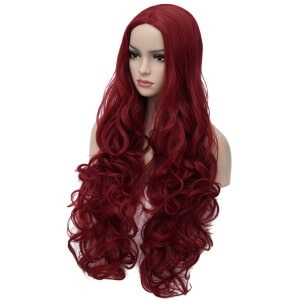 The Red Woman Wig
