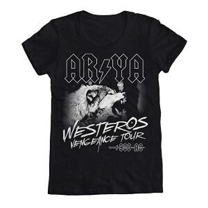 Westeros Tour Shirt