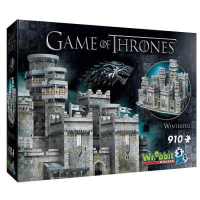 Winterfell 3D Jigsaw Puzzle