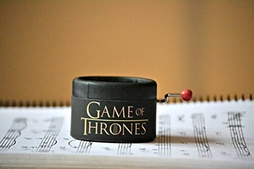 game of thrones music box